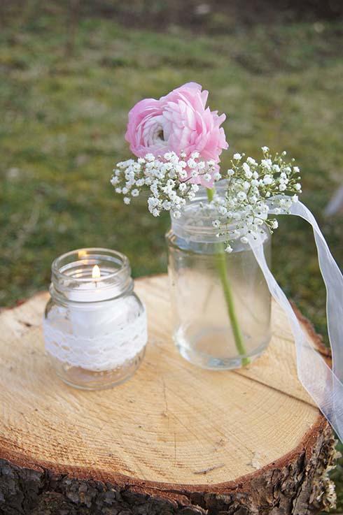 Rustikale baumst mme passend zu eurer vintagehochzeit for Hochzeitsdeko mainz