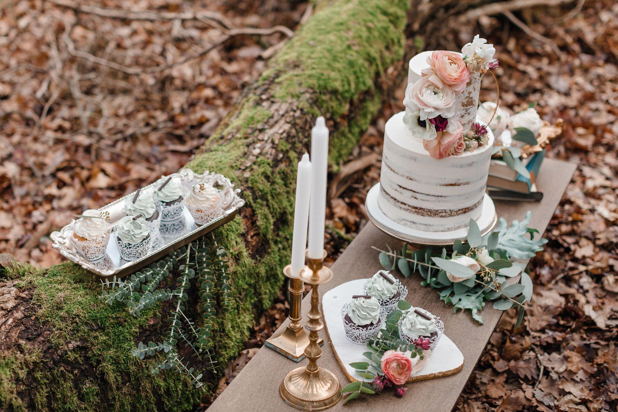 Messing Kerzenständer für Hochzeiten in Mainz mieten